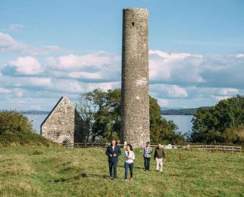 Inis Cealtra - Holy Island - Mountshannon - Irland
