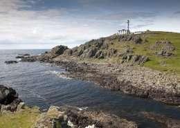 Inishtrahull Island Lechtturm - Irland