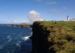 Loop Head Leuchtturm - Irland