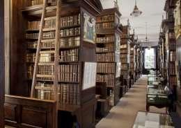 Marsh's Library Bibliothek - Irland