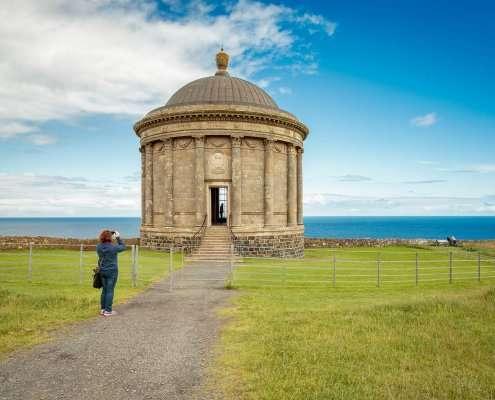 Mussenden Tempel - Nordirland