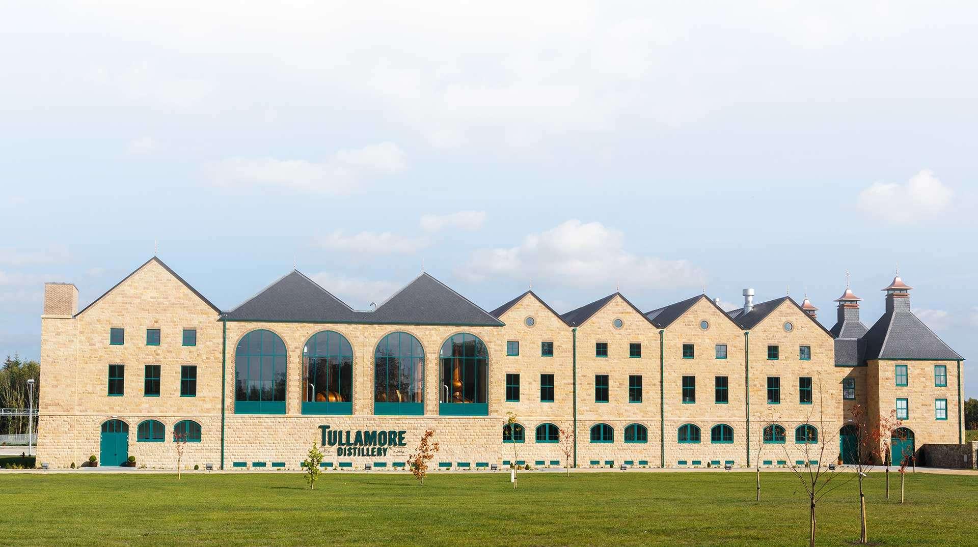 Tullamore Dew Whiskey Brennerei - Irland