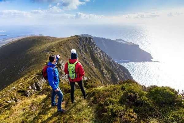 Wanderferien Irland - shamrock-reisen