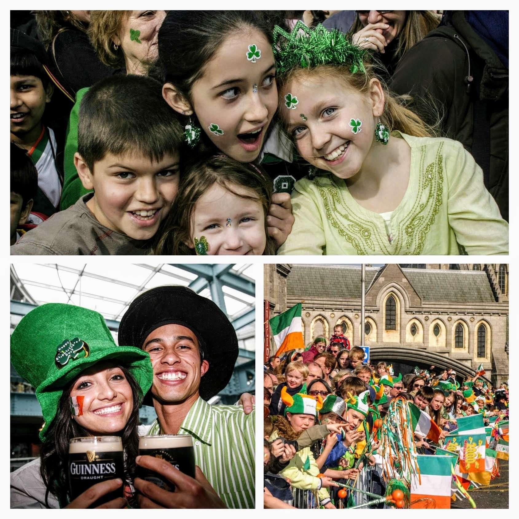 St. Patricks Day - Bedeutung - Irland