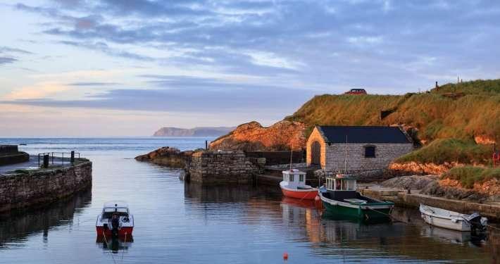 Ballintoy Harbour - Nordirland